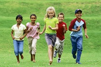 Physical Fitness Important for Children's Health