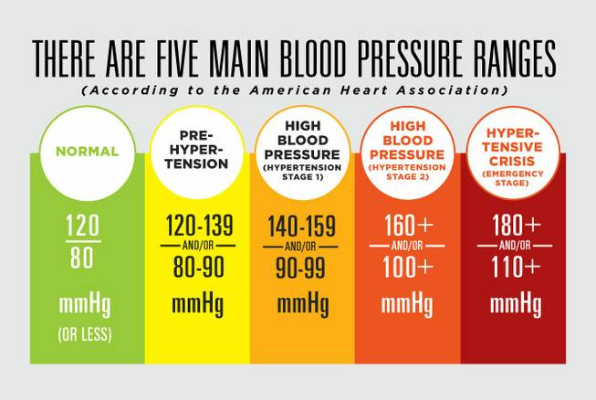 Understanding the highs and lows of your blood pressure reading