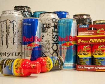 Energy drinks dangerous for young people