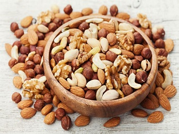 Go Nuts for Heart Health