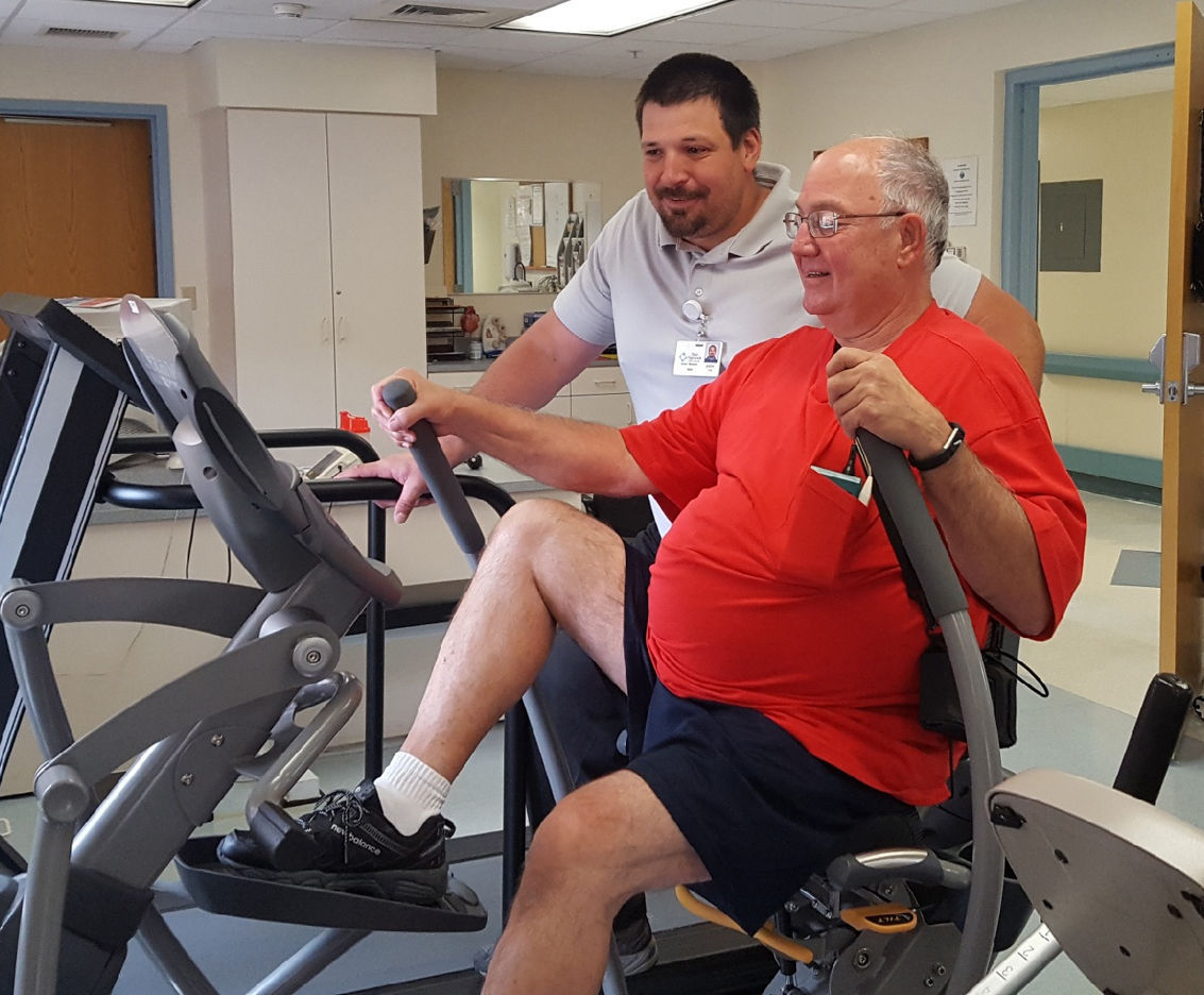 Exercise is key to heart health
