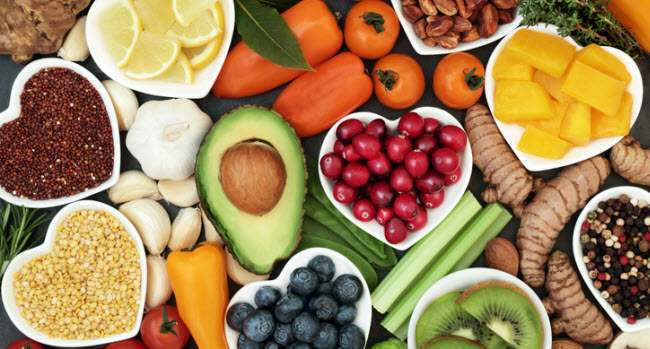 6 Simple Rules to Heart Healthy Eating