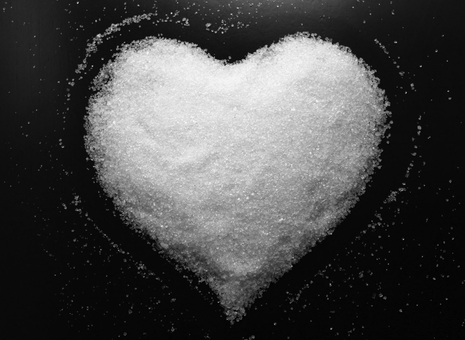 Too much added sugar can be one of the greatest threats to cardiovascular disease.