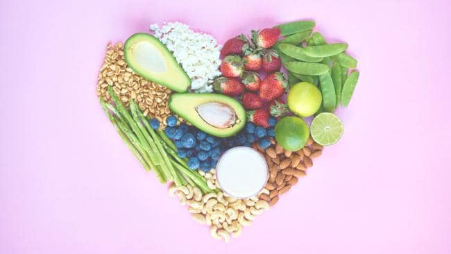 What to put on your plate for a healthy heart at any age