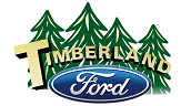 Timberland Ford Logo