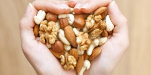 Nuts are healthy