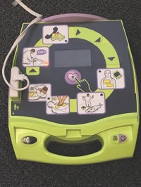 Chelmsford's Zoll Medical Helping Schools Save Lives With Defibrillator Donations