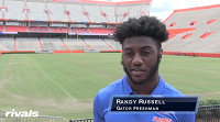 Russell's Heart Inspires Gators Football Team