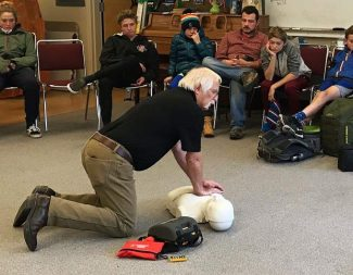 Vail Ski & Snowboard Academy's entire student body, staff earn Red Cross CPR certification