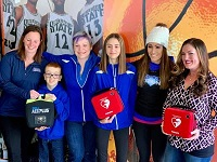 AEDs Donated to Mid-Michigan Organizations in Honor of 10-year-old London Eisenbeis