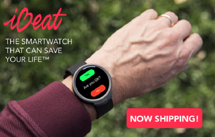 iBeat Heart Watch Now Shipping