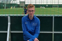 Pitchside Heart Test Saves Teen Footballer's Life