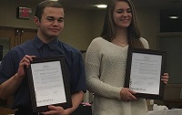 Watchung Hills High School Students Honored For Saving Classmate's Life
