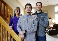 Grove City's Nick Bapst Survives Scary Cardiac Arrest as Ashland Basketball Player