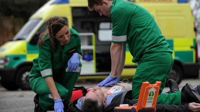 Why we should all know how to use a defibrillator to save lives