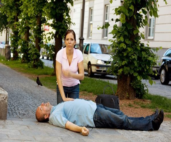 Bystander CPR Saves Lives and Lessens Disability