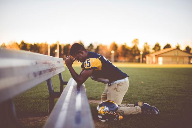 Football may cause harmful changes to your heart