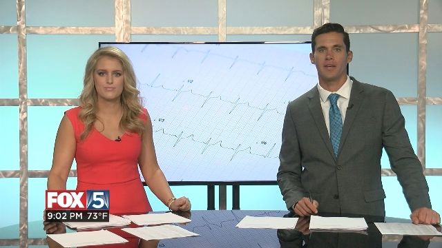 Local universities implement EKG testing during physicals