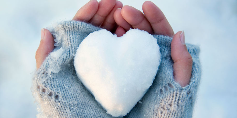 How cold effects the heart.