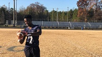 A Football Physical Saved His Life. Now Vance WR is a Star and Could Play in College