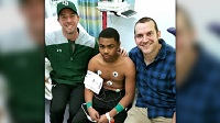Mansfield ISD Coaches, Classmates Save Boy after Collapsing on Field