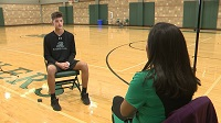 Reagan Basketball Player Still Unsure of What Caused Collapse