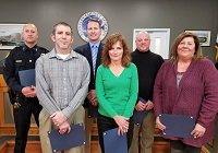 Martinsburg Faculty, Staff Recognized for Reviving Student