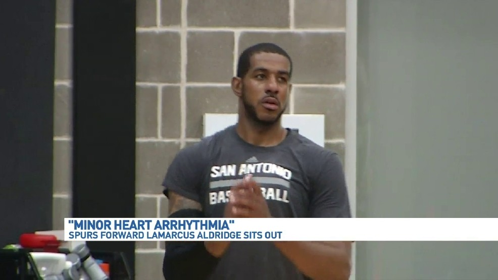 Spurs player's heart problem leads doctors to renew call for screening young athletes