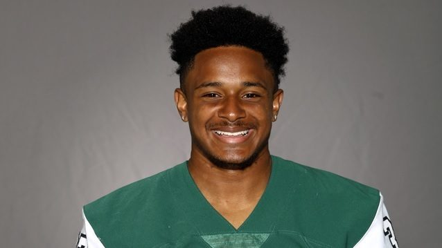 Stetson University football player dies after collapsing at practice