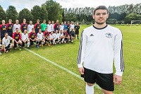 Footballer Who Suffered Cardiac Arrest on the Pitch Owes Life to Bystander Who Gave Him CPR