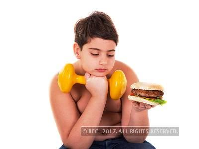 Mumbai kids prone to excess weight and obesity