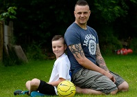 Schoolboy's Life Saved Ten Times by His Defibrillator
