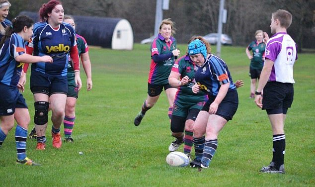 Female rugby player collapses and dies after training match