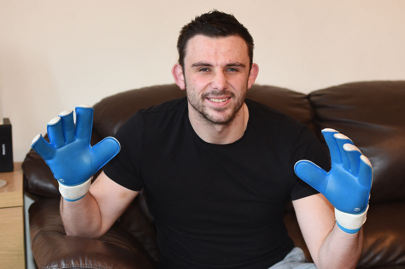 Shepherd suffered a heart attack, cardiac arrest and two strokes last September but his dream of pulling on the gloves again keeps him focused on the road to recovery.