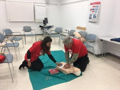 How to act fast in the event of a cardiac arrest