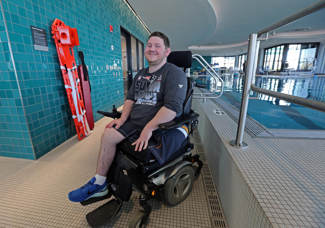 Medford man rehabbing from near-fatal accident