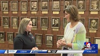 Principal Meets Emergency Dispatcher Who Helped Save Her Life