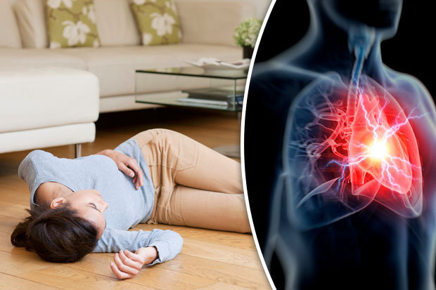 620,000 people in the UK are at risk of sudden death