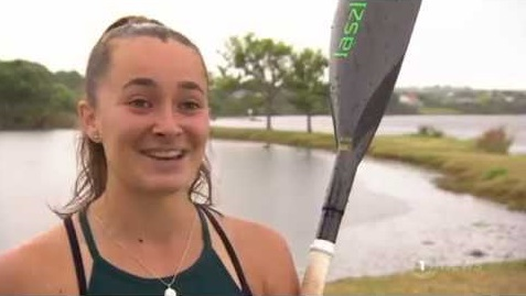 Kiwi teen kayaker Alicia Hoskin cleared to compete after discovering heart scare.