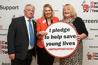 New Minister for Sport Pledges to Push for Systematic Screening to Help Save Young Lives