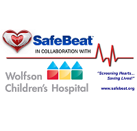 SafeBeat Announces Collaboration With Wolfson Children's Hospital To Provide Life-Saving Heart Screenings For Students In South Georgia And North Florida