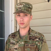 Connor J. McGurran Identified As Minnesota Soldier Who Died At Fort Jackson