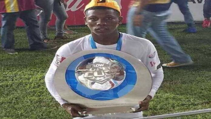 FORMER WOLMER'S BOYS' FOOTBALLER DIES AFTER COLLAPSING DURING FOOTBALL GAME