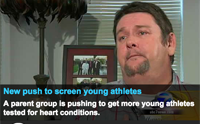 New Push to Screen Young Athletes